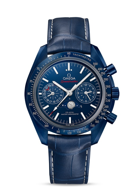 Moonwatch Omega Co-Axial Master Chronometer Moonphase Chronograph 44.25 mm - 304.93.44.52.03.001