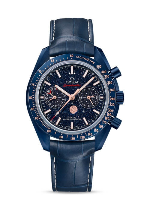 Moonwatch Omega Co-Axial Master Chronometer Moonphase Chronograph 44.25 mm - 304.93.44.52.03.002