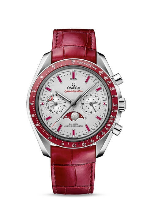 Moonwatch Omega Co-Axial Master Chronometer Moonphase Chronograph 44.25 mm - 304.93.44.52.99.002