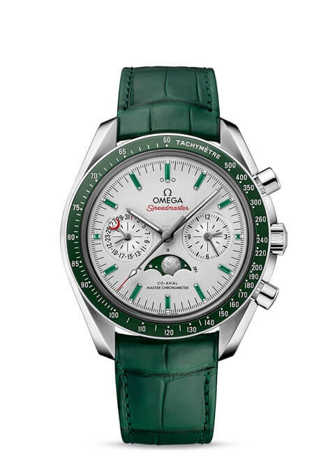 Moonwatch Omega Co-Axial Master Chronometer Moonphase Chronograph 44.25 mm - 304.93.44.52.99.003