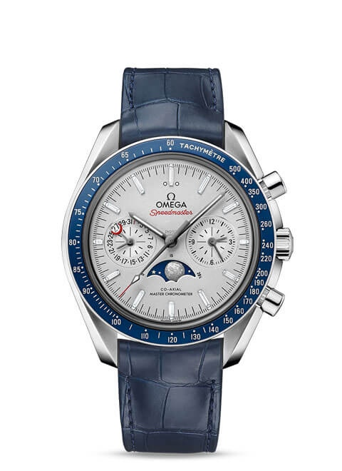Moonwatch Omega Co-Axial Master Chronometer Moonphase Chronograph 44.25 mm - 304.93.44.52.99.004