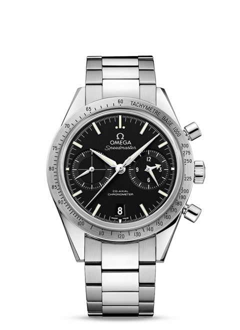 Speedmaster '57 Omega Co-Axial Chronograph 41.5 mm - 331.10.42.51.01.001