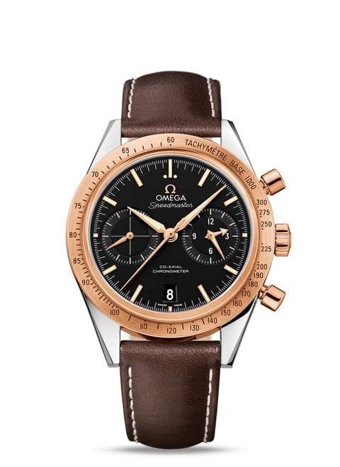 Speedmaster '57 Omega Co-Axial Chronograph 41.5 mm - 331.22.42.51.01.001