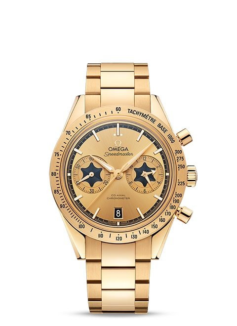Speedmaster '57 Omega Co-Axial Chronograph 41.5mm - 331.50.42.51.08.001