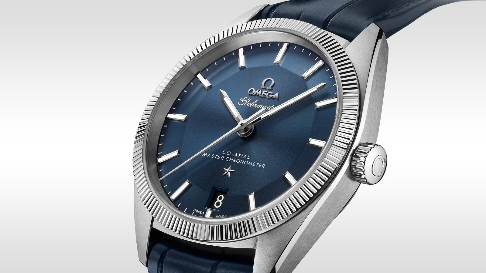 Constellation グローブマスター Globemaster Omega Co‑Axial Master Chronometer 39 mm - 130.33.39.21.03.001 - ビュー 1