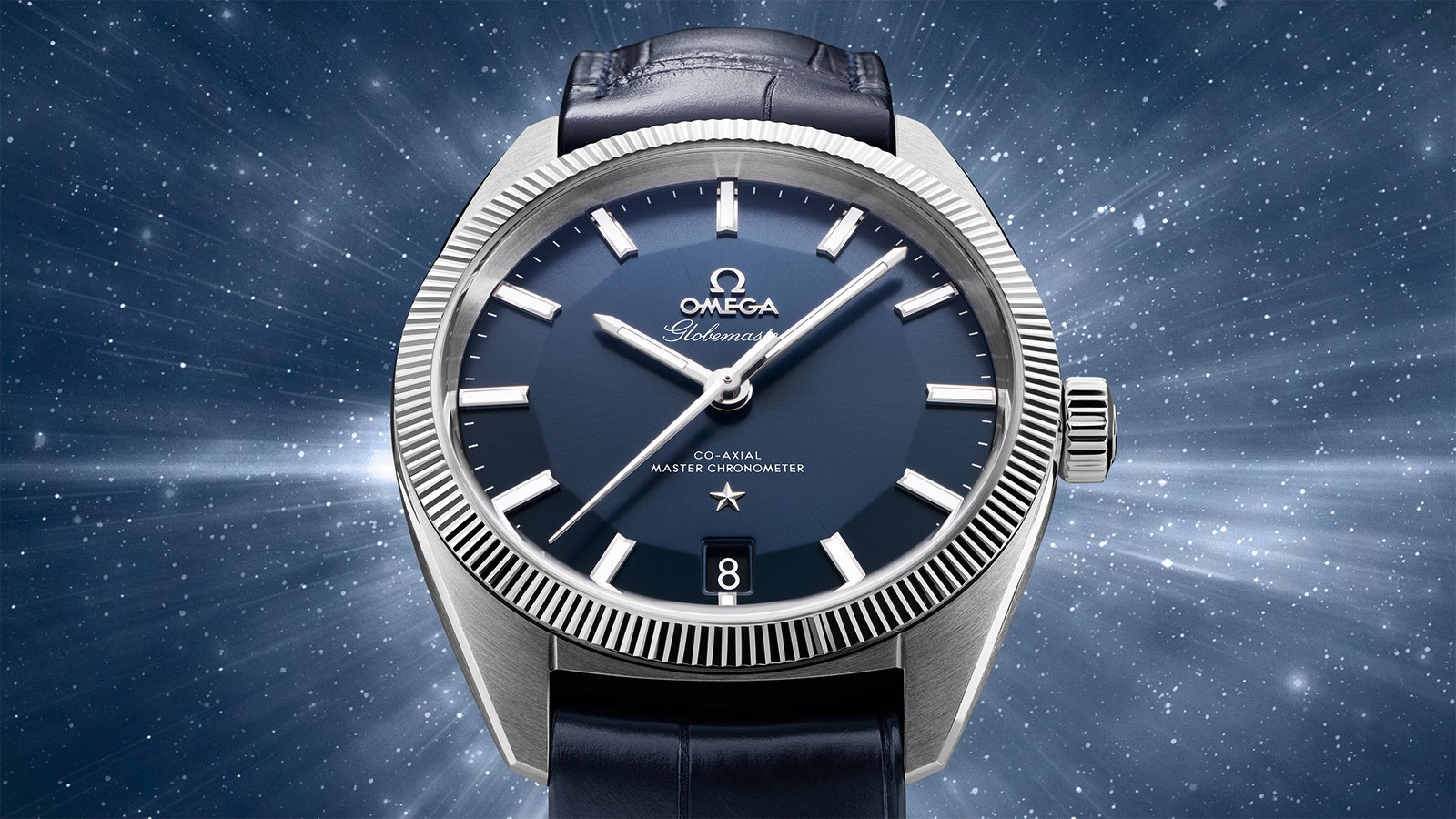 Constellation グローブマスター Globemaster Omega Co‑Axial Master Chronometer 39 mm ウォッチ - 130.33.39.21.03.001