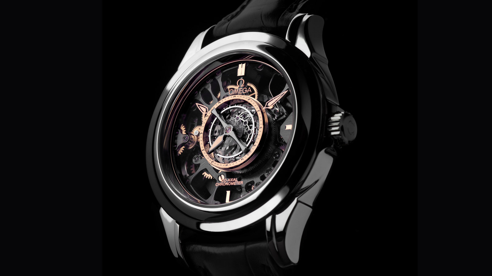 De Ville トゥールビヨン Tourbillon Co‑Axial Limited Edition 38.7 mm - 513.93.39.21.99.001 - ビュー 1