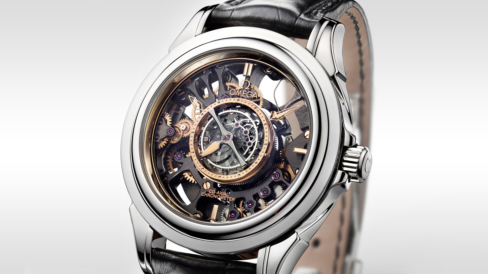 De Ville トゥールビヨン Tourbillon Co‑Axial Limited Edition 38.7 mm - 513.93.39.21.99.001 - ビュー 3