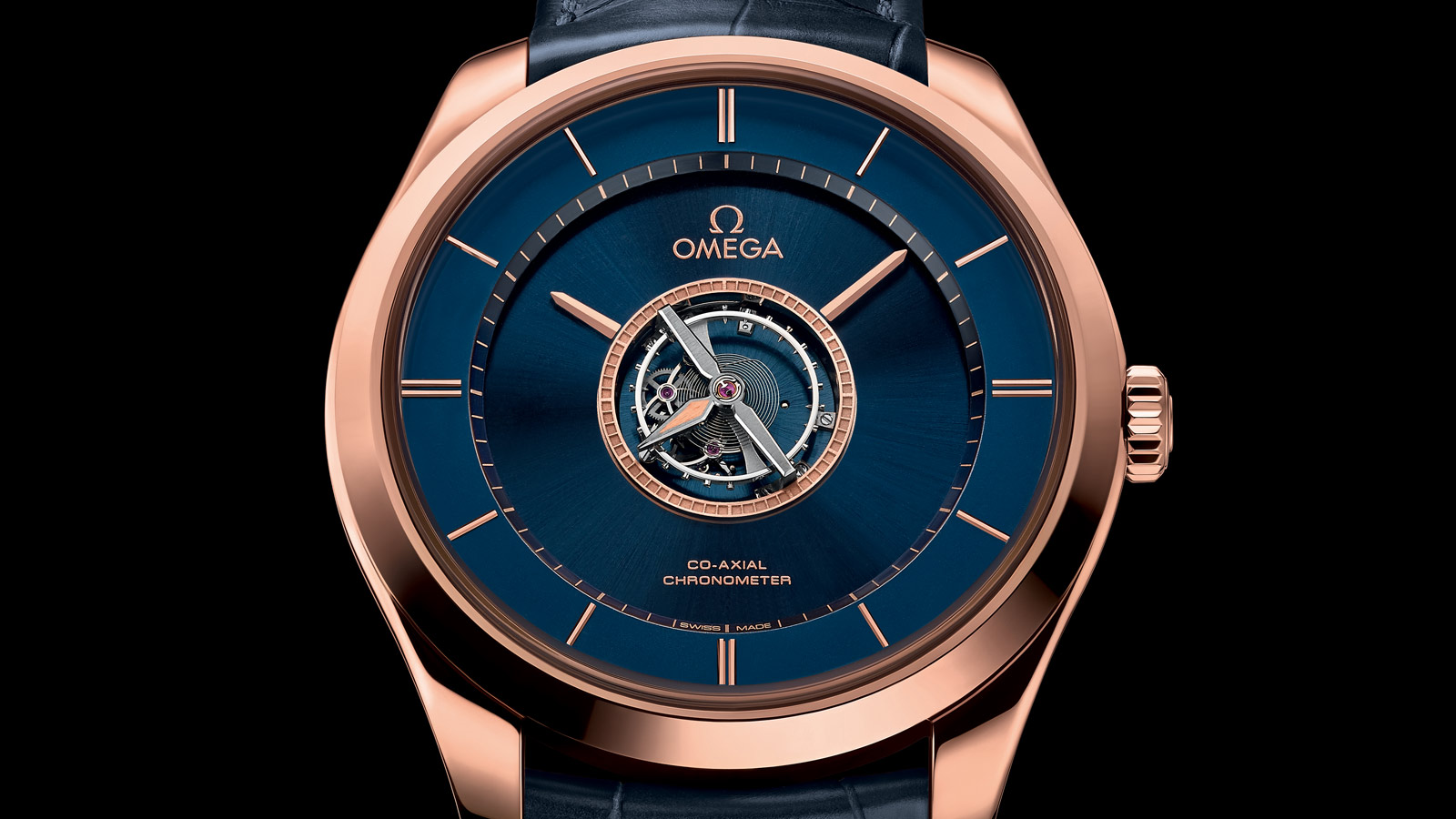 De Ville トゥールビヨン Tourbillon Co‑Axial Numbered Edition 44 mm - 528.53.44.21.03.001 - ビュー 1