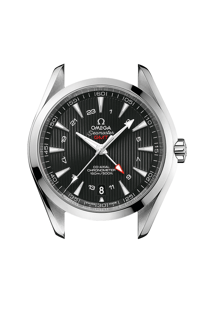 Aqua Terra 150M Omega Co-Axial GMT 43 mm - 231.10.43.22.01.001