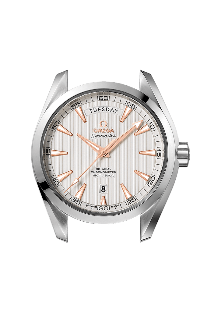 Aqua Terra 150M Omega Co-Axial Day-Date 41.5 mm - 231.10.42.22.02.001