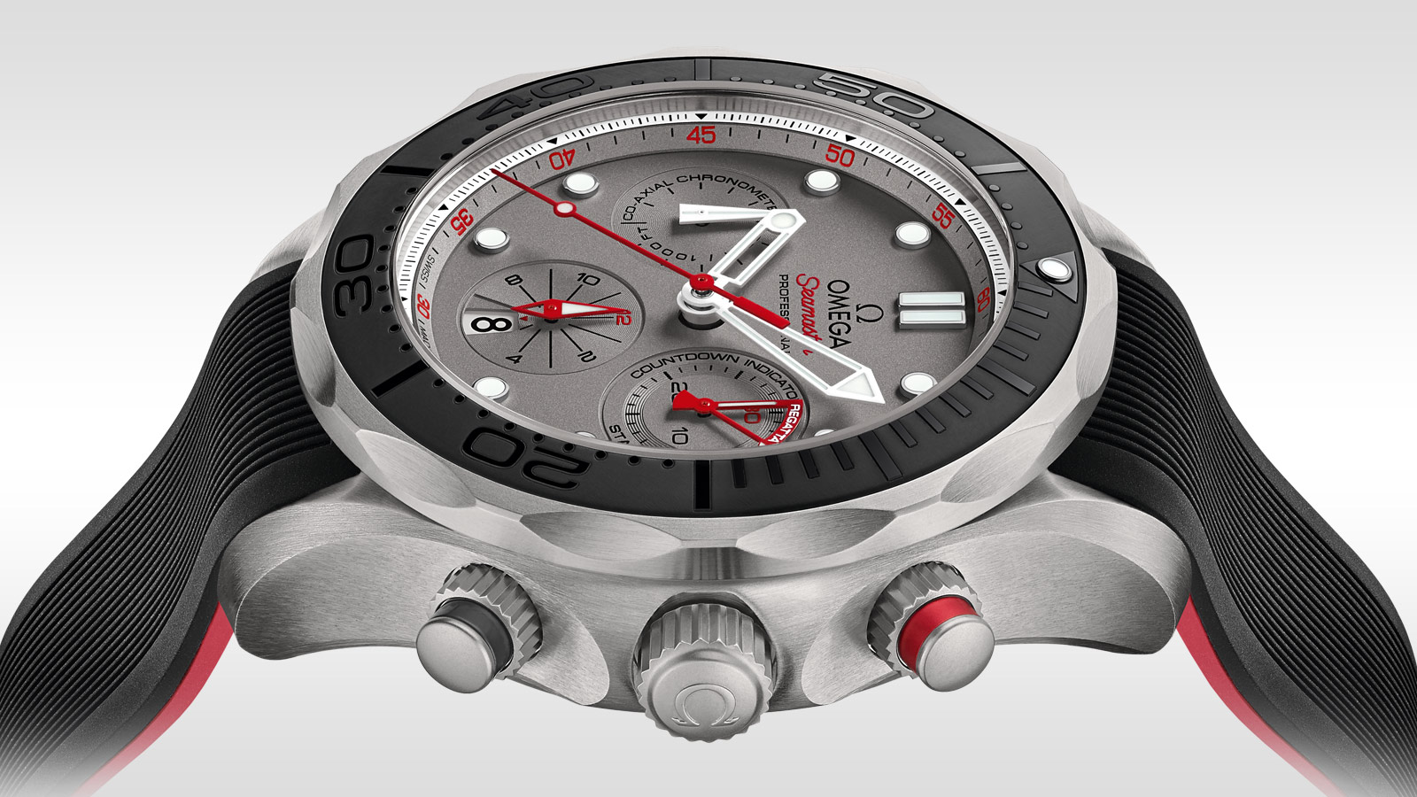 Seamaster ダイバー 300M Diver 300M Co‑Axial Chronograph 44 mm - 212.92.44.50.99.001 - ビュー 4