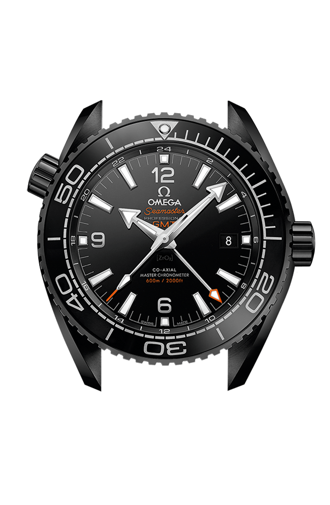 Planet Ocean 600M Omega Co-Axial Master Chronometer GMT 45.5mm - 215.92.46.22.01.001