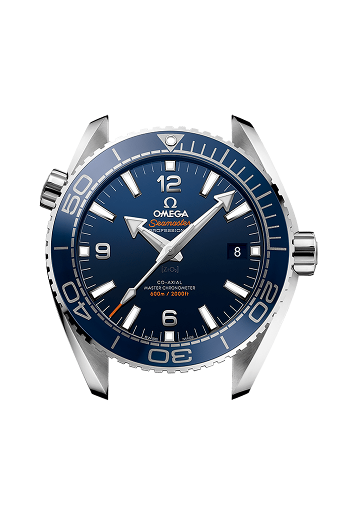 Planet Ocean 600M Omega Co-Axial Master Chronometer 43.5 mm - 215.33.44.21.03.001