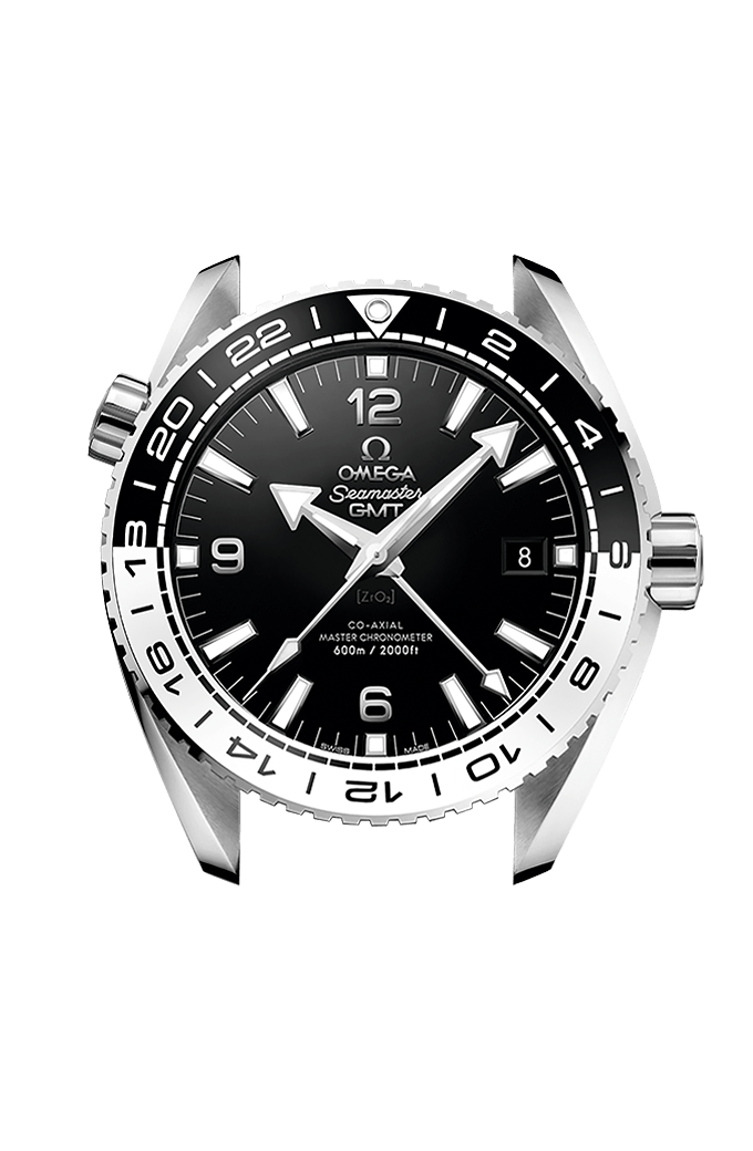 Planet Ocean 600M Omega Co-Axial Master Chronometer GMT 43.5 mm - 215.33.44.22.01.001