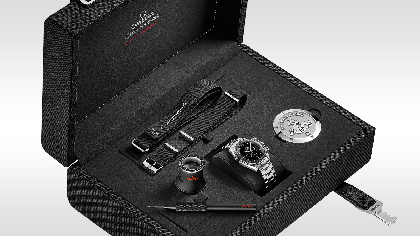 Speedmaster ムーンウォッチ Moonwatch Professional Chronograph 42 mm - 311.30.42.30.01.005 - ビュー 1