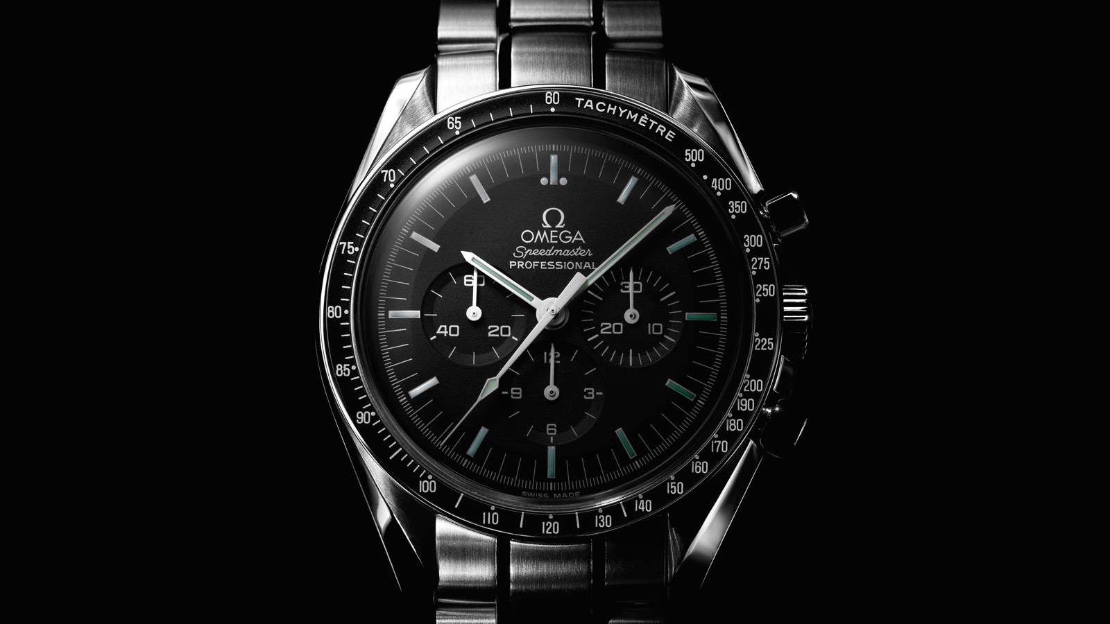 Speedmaster ムーンウォッチ Moonwatch Professional Chronograph 42 mm - 311.30.42.30.01.005 - ビュー 2