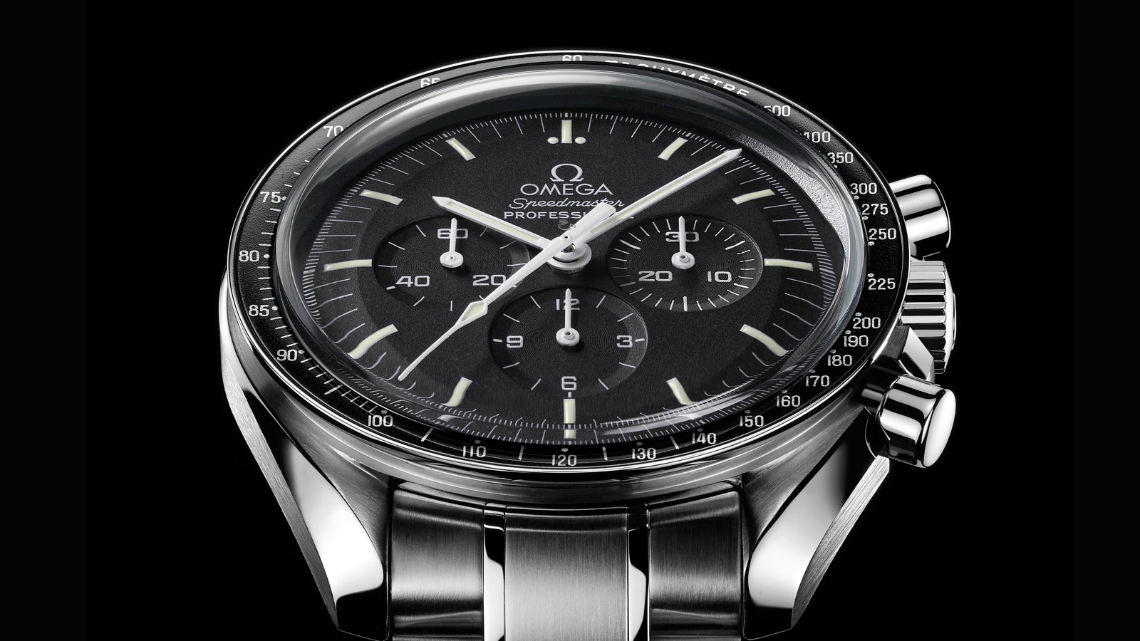 Speedmaster ムーンウォッチ Moonwatch Professional Chronograph 42 mm - 311.30.42.30.01.005 - ビュー 3