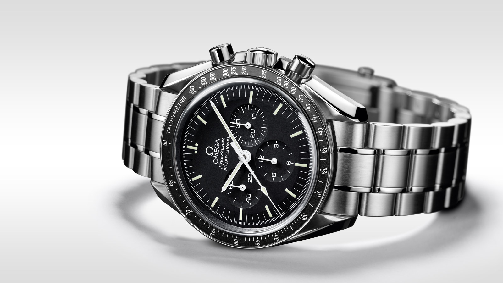 Speedmaster ムーンウォッチ Moonwatch Professional Chronograph 42 mm - 311.30.42.30.01.005 - ビュー 4