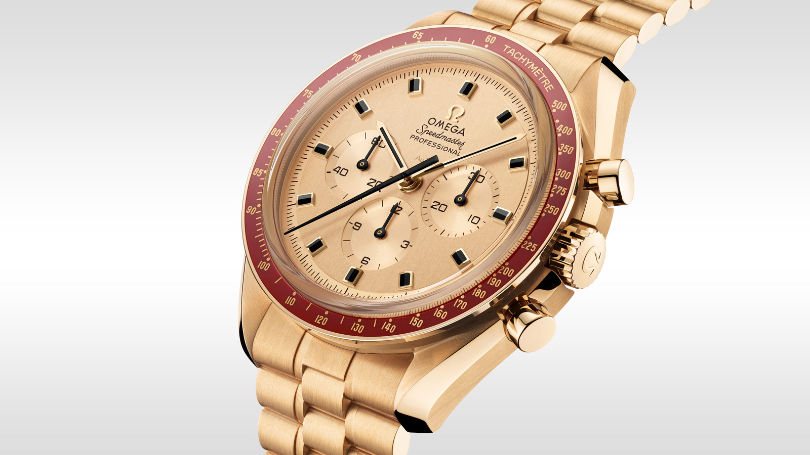 Speedmaster ムーンウォッチ Moonwatch Anniversary Limited Series - 310.60.42.50.99.001 - ビュー 1
