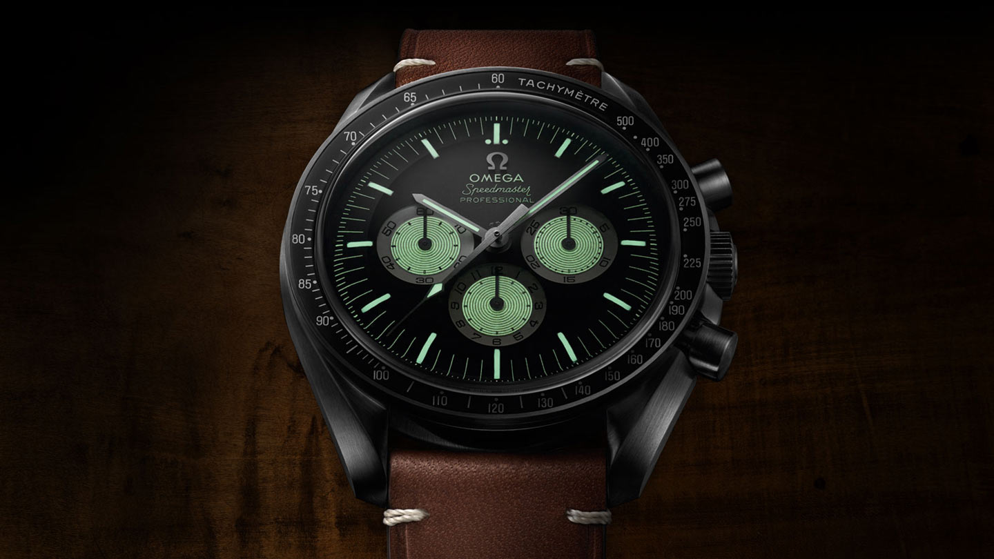 Speedmaster ムーンウォッチ Moonwatch Anniversary Limited Series - 311.32.42.30.01.001 - ビュー 4