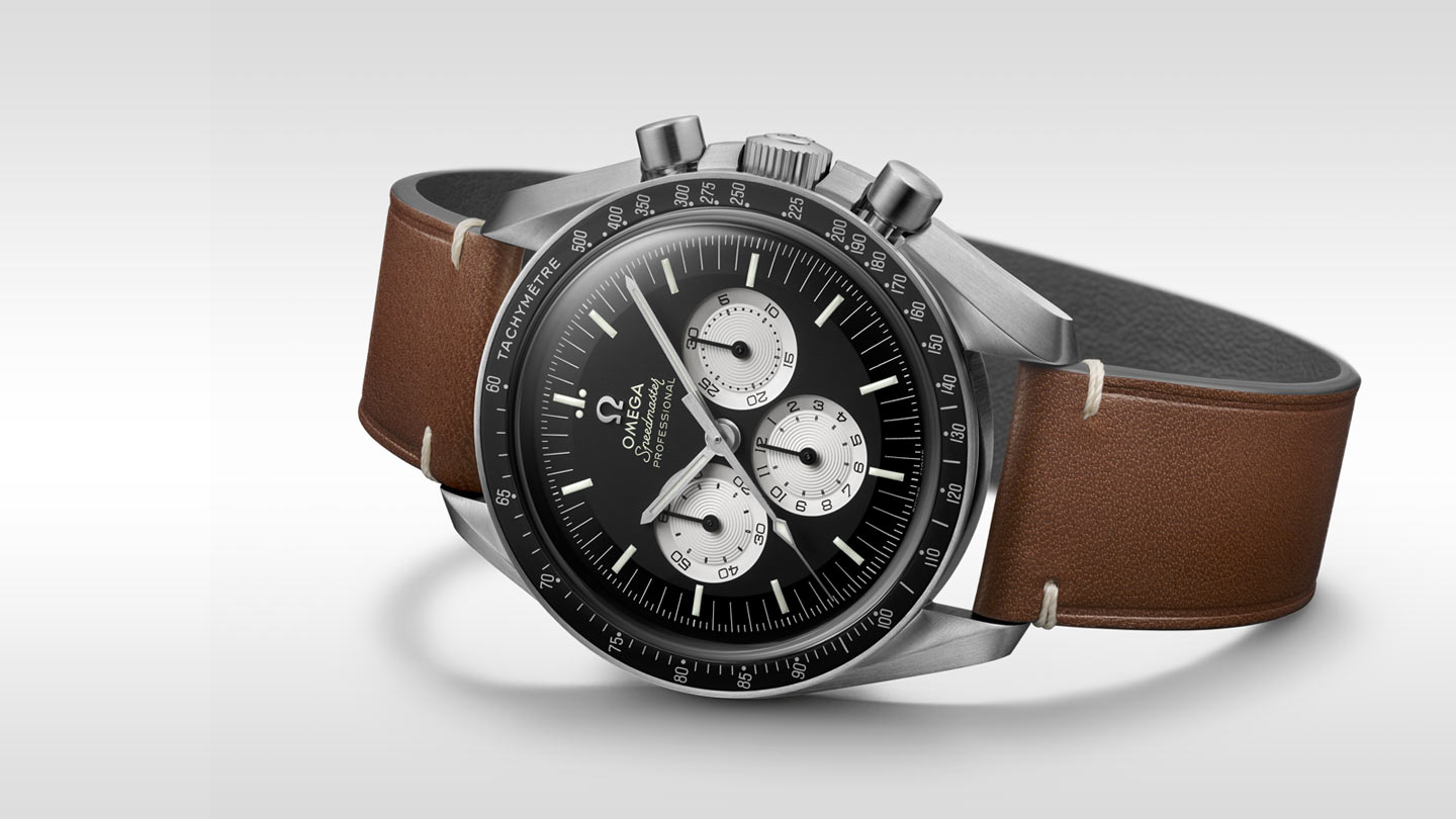 Speedmaster ムーンウォッチ Moonwatch Anniversary Limited Series - 311.32.42.30.01.001 - ビュー 5