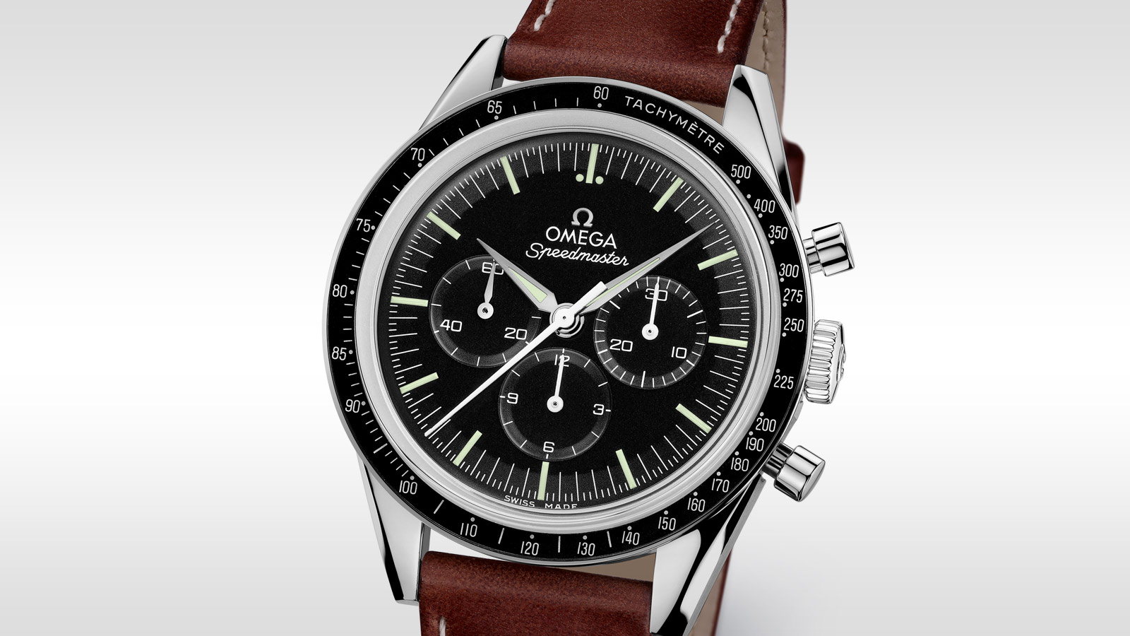 Speedmaster ムーンウォッチ Moonwatch Chronograph 39.7 mm - 311.32.40.30.01.001 - ビュー 2