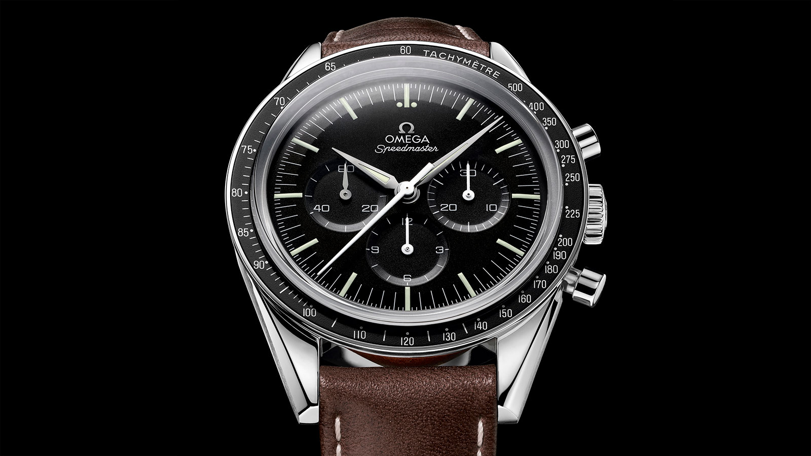 Speedmaster ムーンウォッチ Moonwatch Chronograph 39.7 mm ウォッチ - 311.32.40.30.01.001