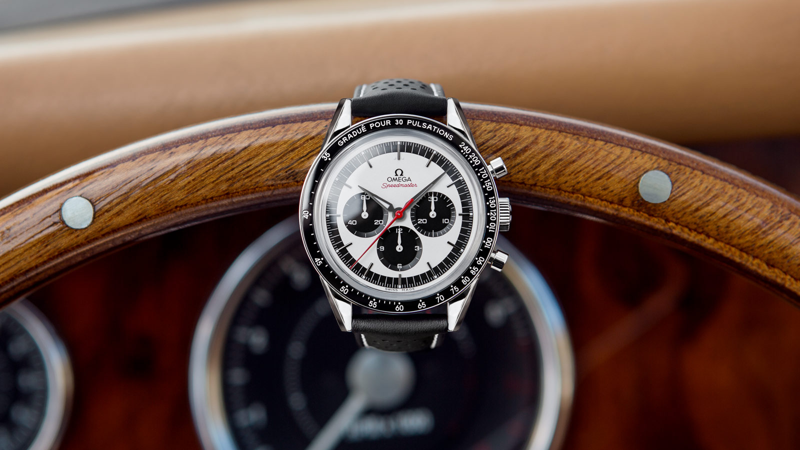 Speedmaster ムーンウォッチ Moonwatch Chronograph 39.7 mm - 311.32.40.30.02.001 - ビュー 1