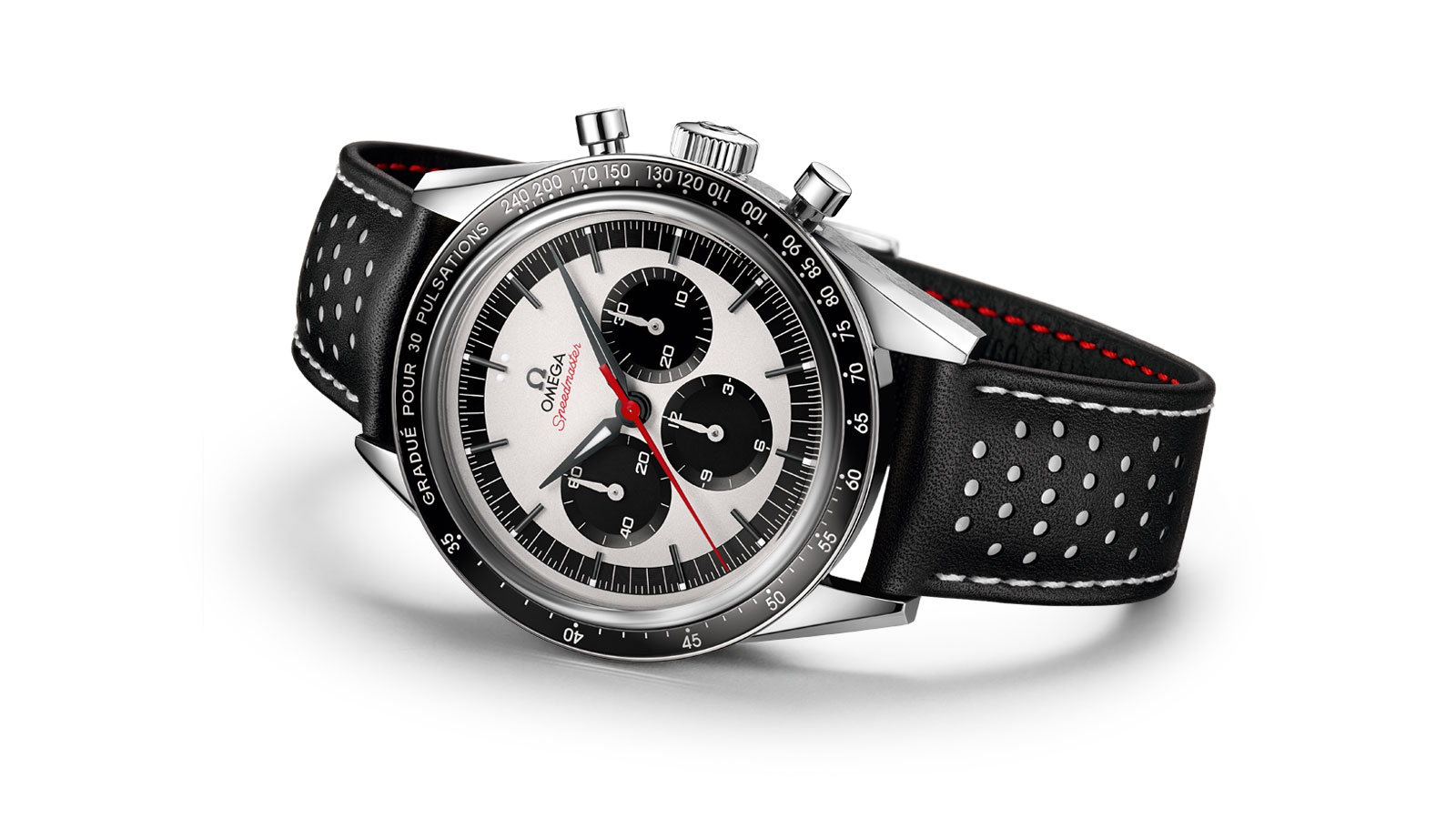 Speedmaster ムーンウォッチ Moonwatch Chronograph 39.7 mm - 311.32.40.30.02.001 - ビュー 3