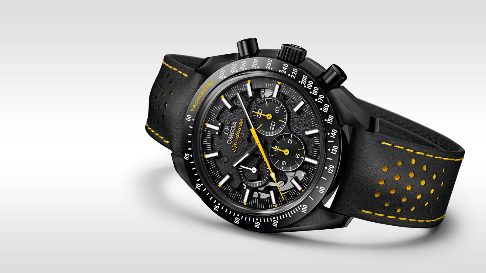 Speedmaster ムーンウォッチ Moonwatch Chronograph 44.25 mm - 311.92.44.30.01.001 - ビュー 2