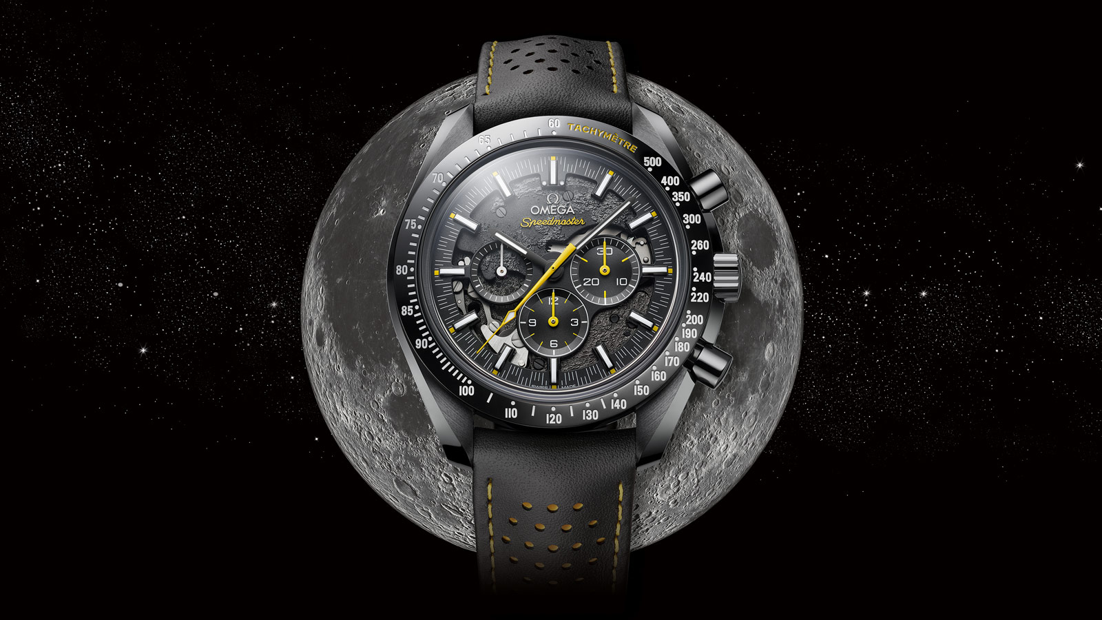 Speedmaster ムーンウォッチ Moonwatch Chronograph 44.25 mm ウォッチ - 311.92.44.30.01.001