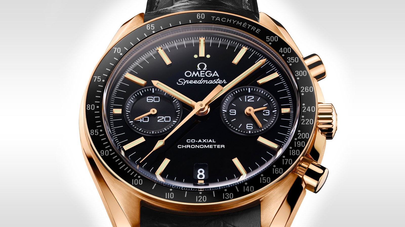 Speedmaster ムーンウォッチ Moonwatch Omega Co‑Axial Chronograph 44.25 mm - 311.63.44.51.01.001 - ビュー 1