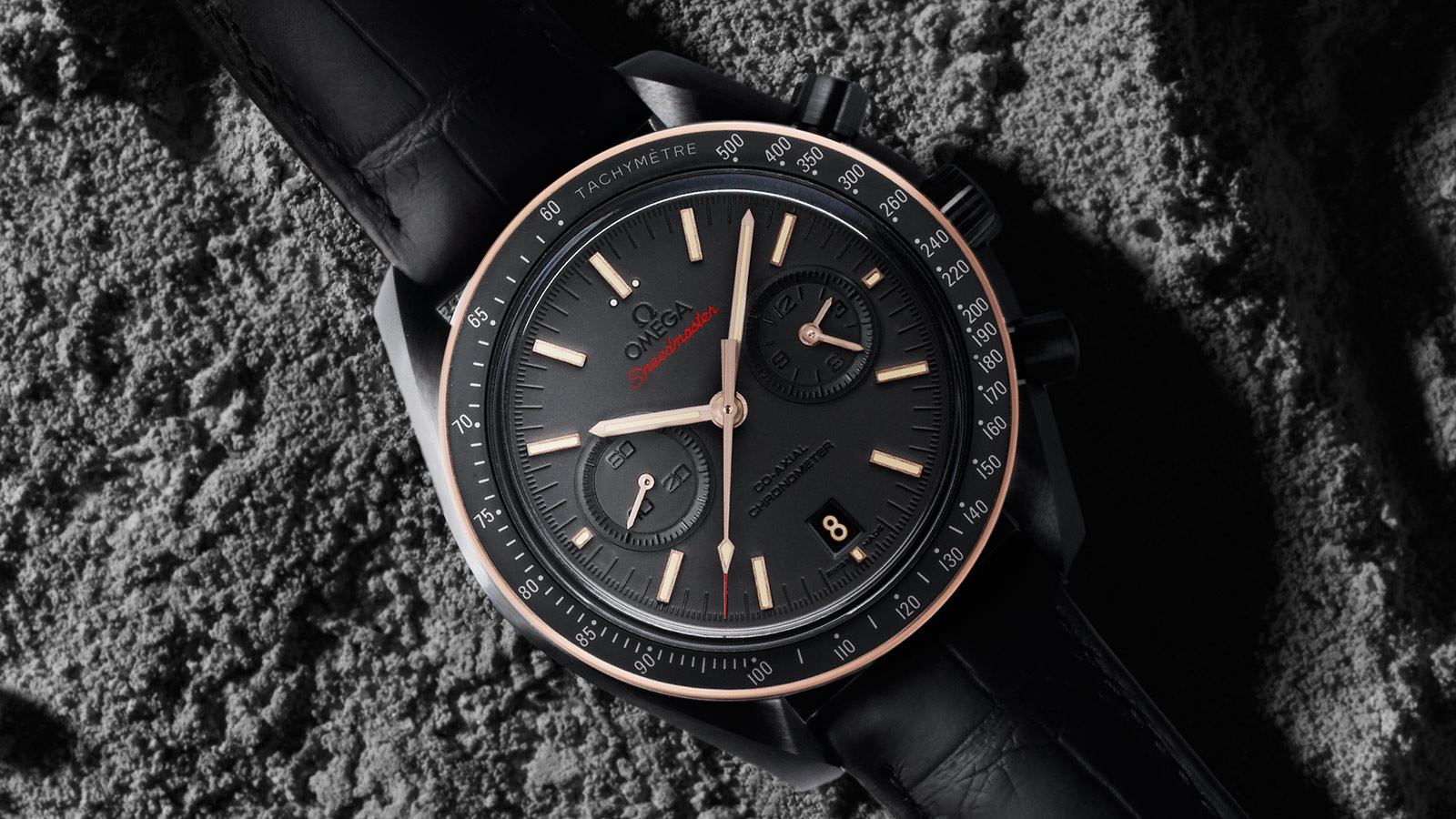 Speedmaster ムーンウォッチ Moonwatch Omega Co‑Axial Chronograph 44.25 mm - 311.63.44.51.06.001 - ビュー 1