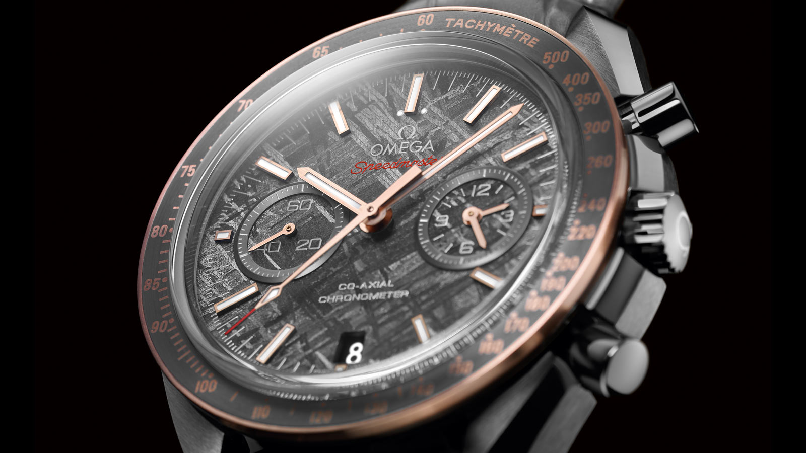 Speedmaster ムーンウォッチ Moonwatch Omega Co‑Axial Chronograph 44.25 mm - 311.63.44.51.99.001 - ビュー 1