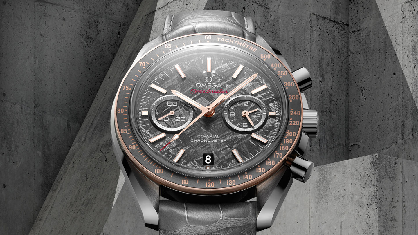Speedmaster ムーンウォッチ Moonwatch Omega Co‑Axial Chronograph 44.25 mm - 311.63.44.51.99.001 - ビュー 4