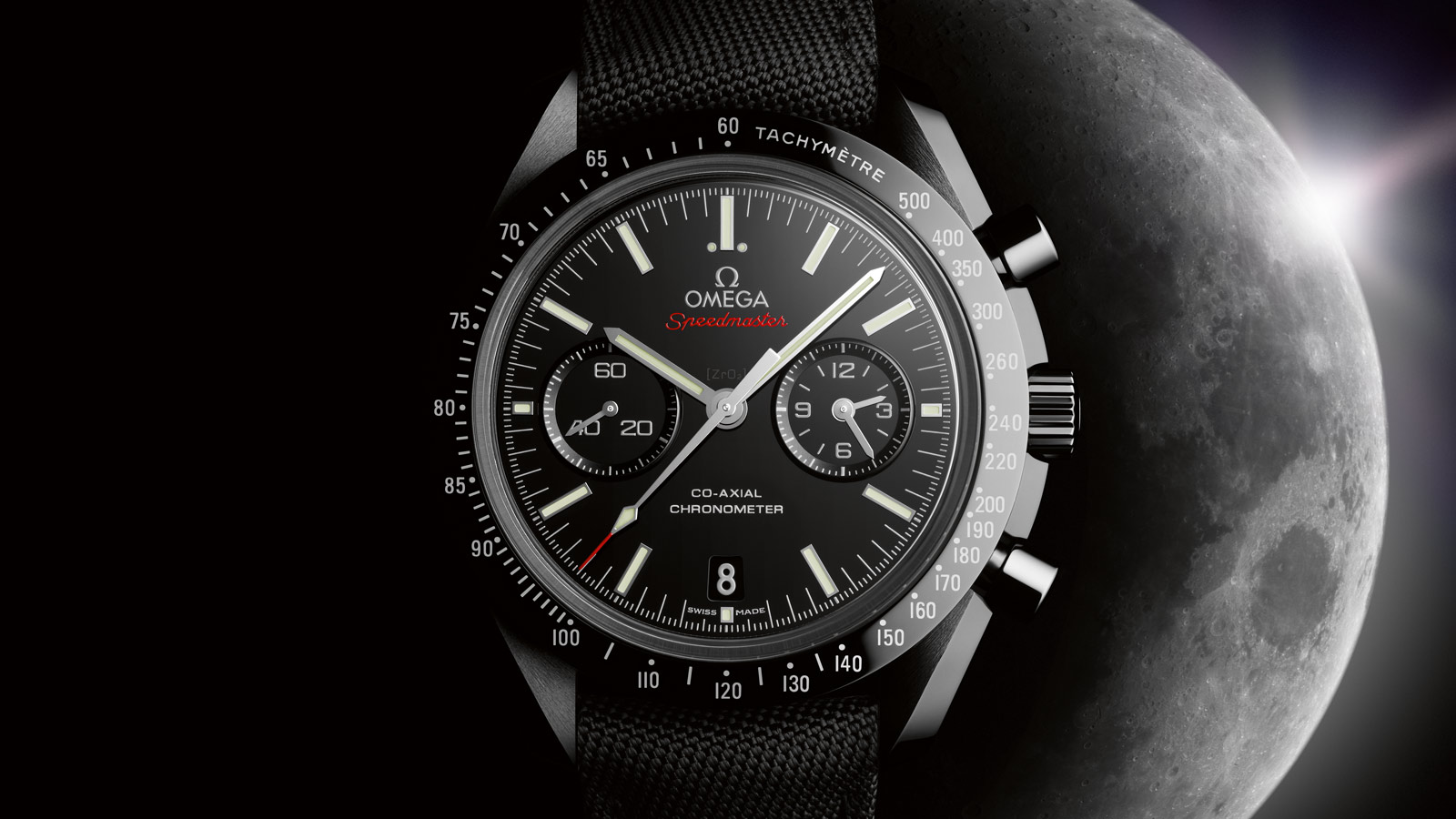 Speedmaster ムーンウォッチ Moonwatch Omega Co‑Axial Chronograph 44.25 mm - 311.92.44.51.01.003 - ビュー 1