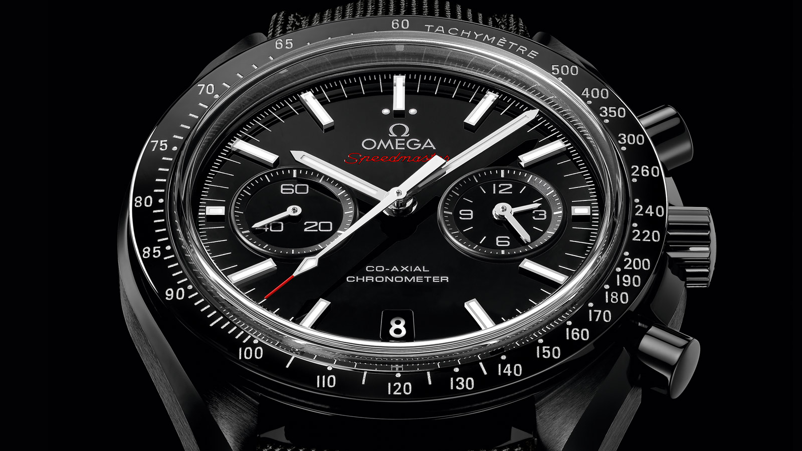 Speedmaster ムーンウォッチ Moonwatch Omega Co‑Axial Chronograph 44.25 mm - 311.92.44.51.01.003 - ビュー 2