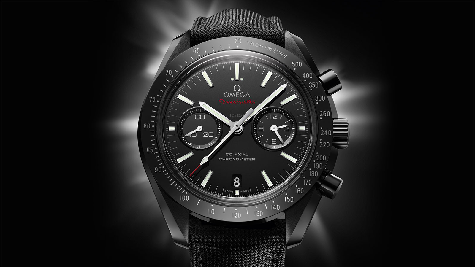 Speedmaster ムーンウォッチ Moonwatch Omega Co‑Axial Chronograph 44.25 mm ウォッチ - 311.92.44.51.01.003