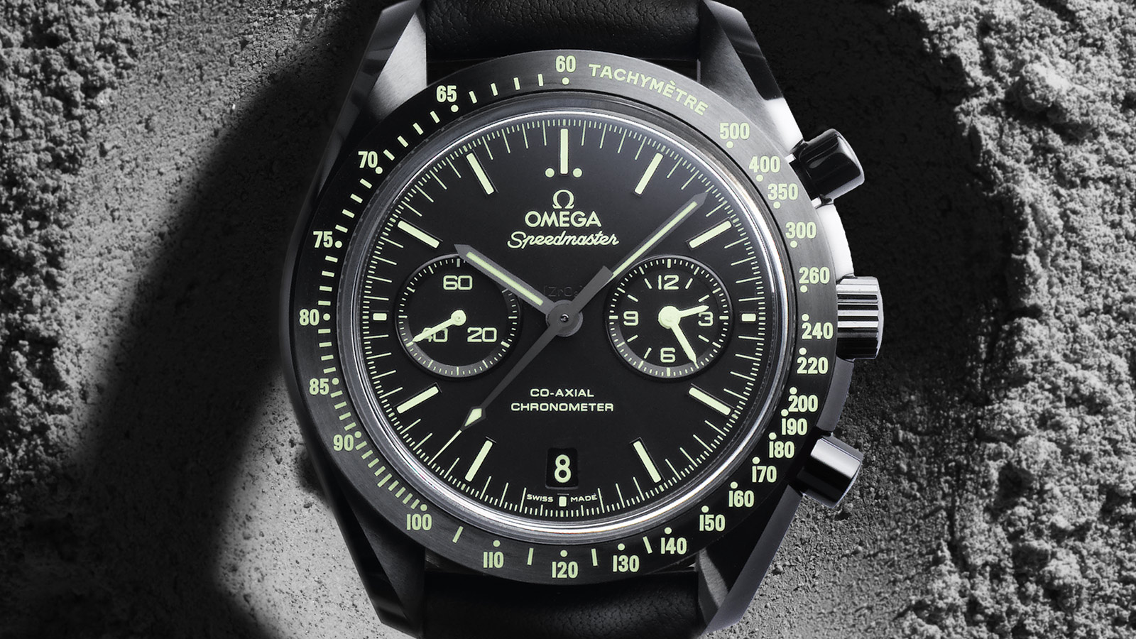 Speedmaster ムーンウォッチ Moonwatch Omega Co‑Axial Chronograph 44.25 mm - 311.92.44.51.01.004 - ビュー 1