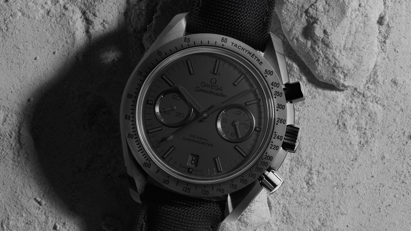 Speedmaster ムーンウォッチ Moonwatch Omega Co‑Axial Chronograph 44.25 mm - 311.92.44.51.01.005 - ビュー 1