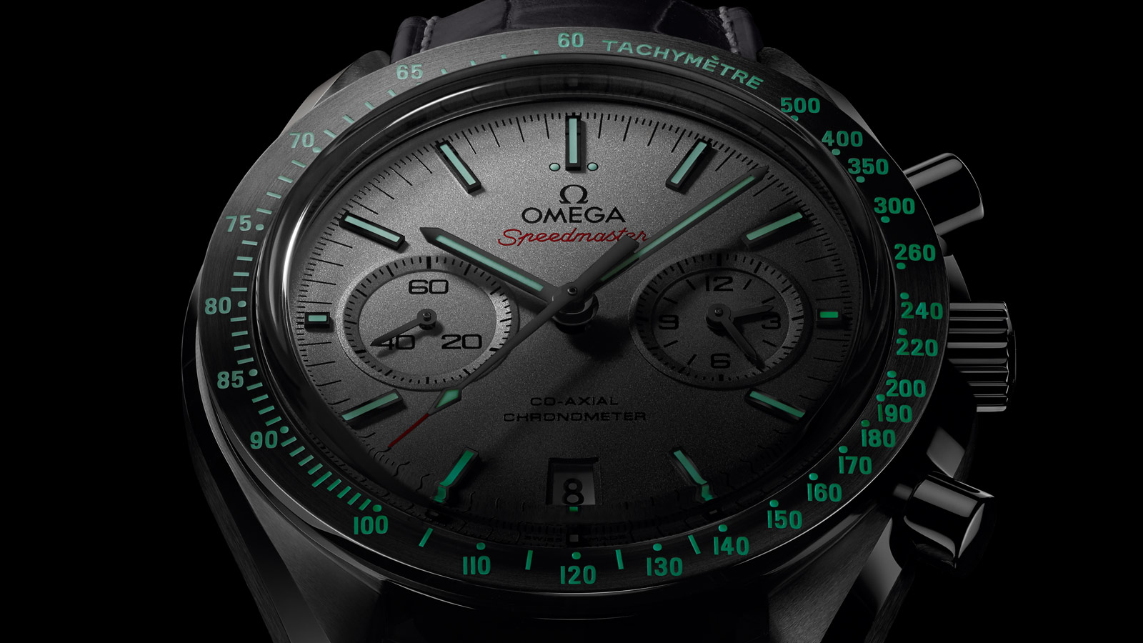 Speedmaster ムーンウォッチ Moonwatch Omega Co‑Axial Chronograph 44.25 mm - 311.93.44.51.99.001 - ビュー 2