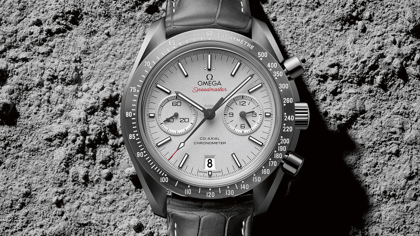 Speedmaster ムーンウォッチ Moonwatch Omega Co‑Axial Chronograph 44.25 mm ウォッチ - 311.93.44.51.99.001