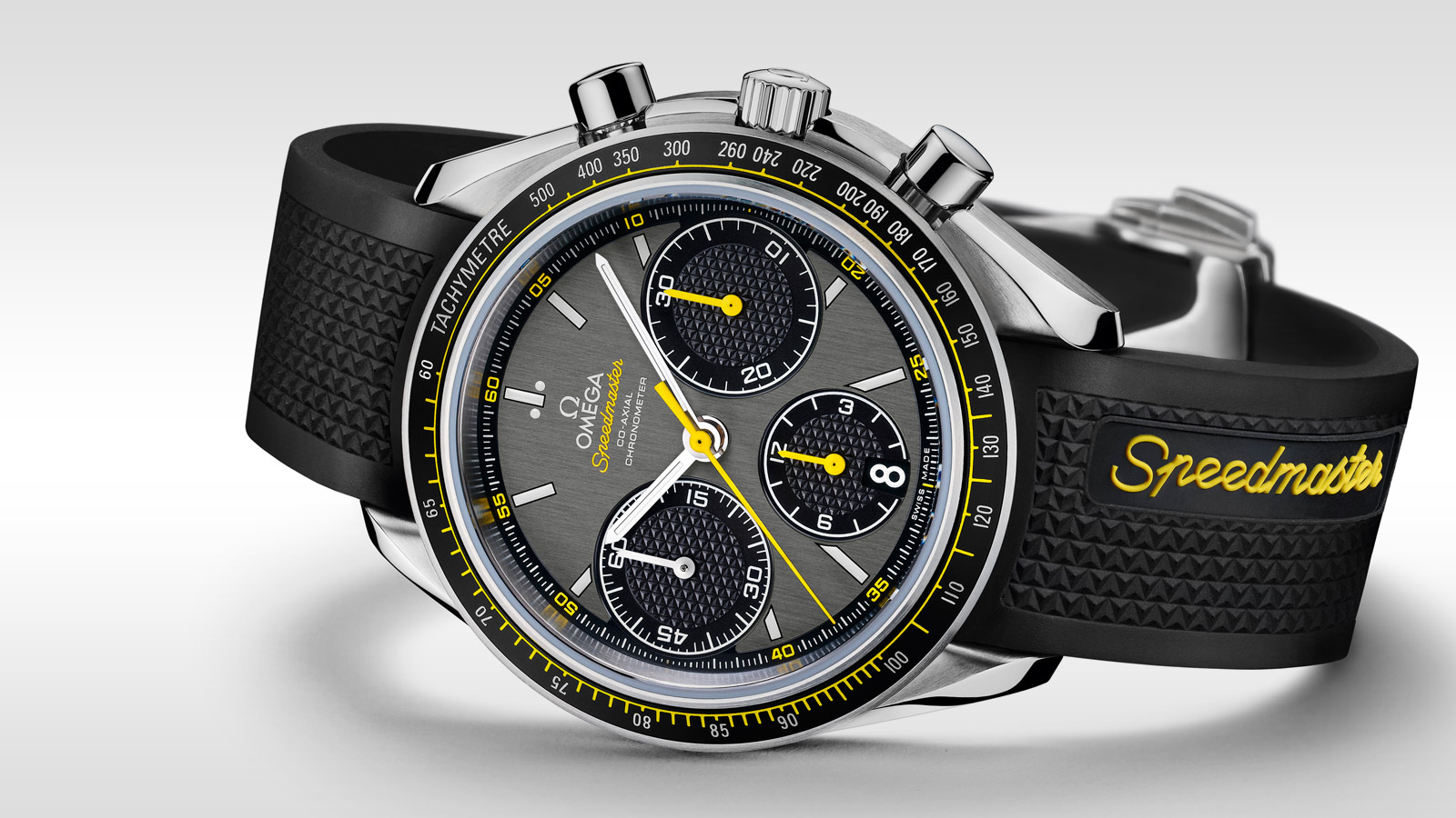 Speedmaster スピードマスター レーシング Racing Co‑Axial Chronograph 40 mm - 326.32.40.50.06.001 - ビュー 1