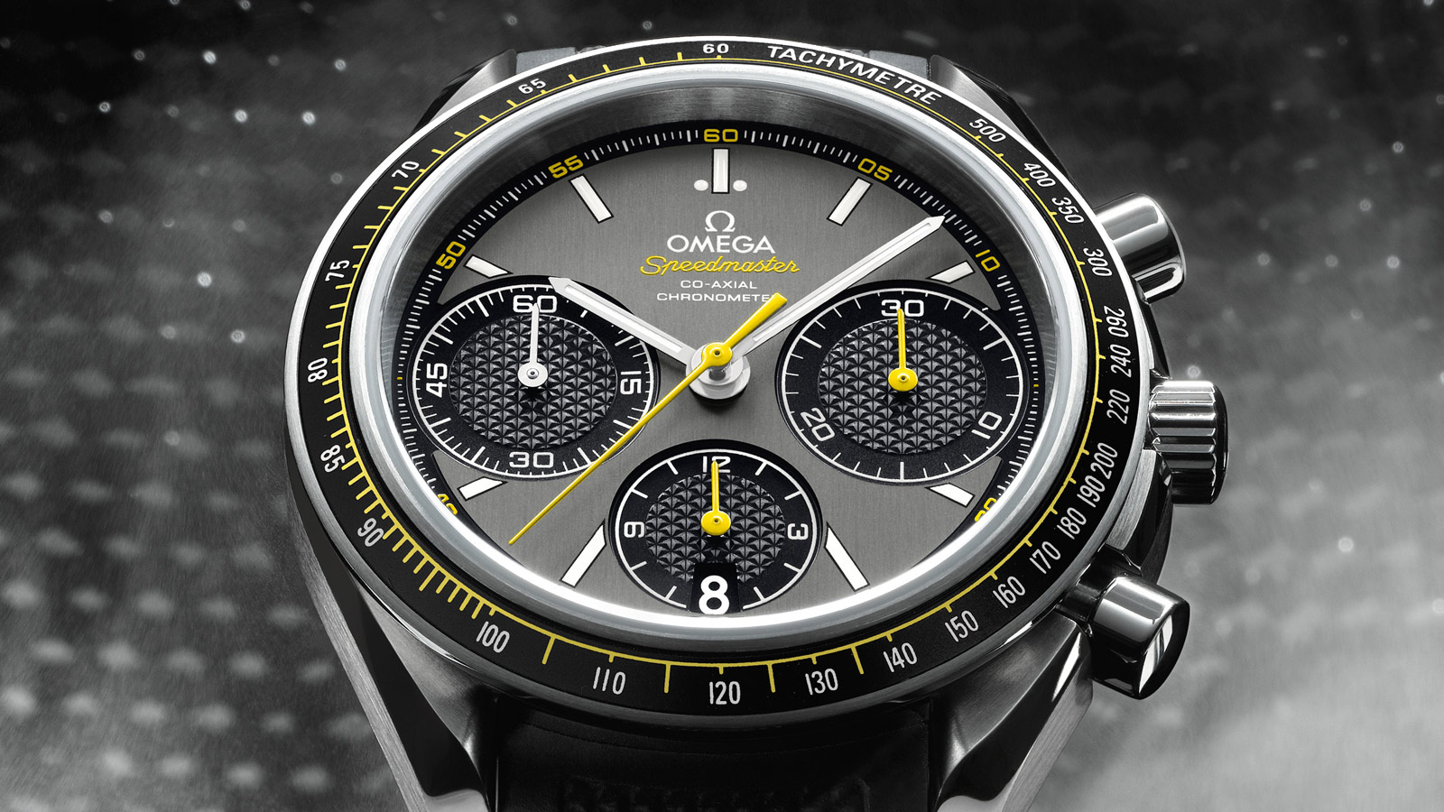Speedmaster スピードマスター レーシング Racing Co‑Axial Chronograph 40 mm - 326.32.40.50.06.001 - ビュー 2