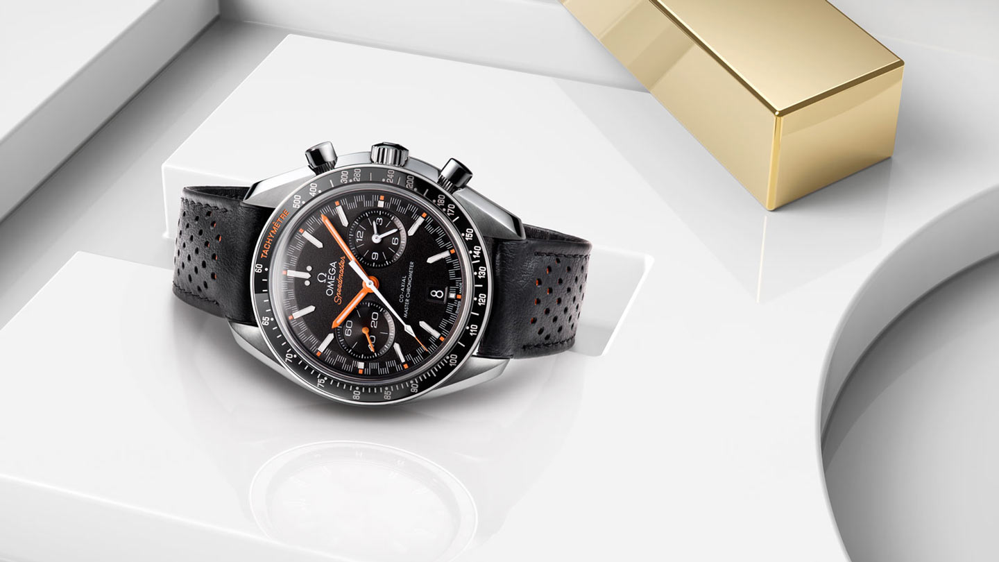 Speedmaster スピードマスター レーシング Racing Omega Co‑Axial Master Chronometer Chronograph 44.25 mm - 329.32.44.51.01.001 - ビュー 1
