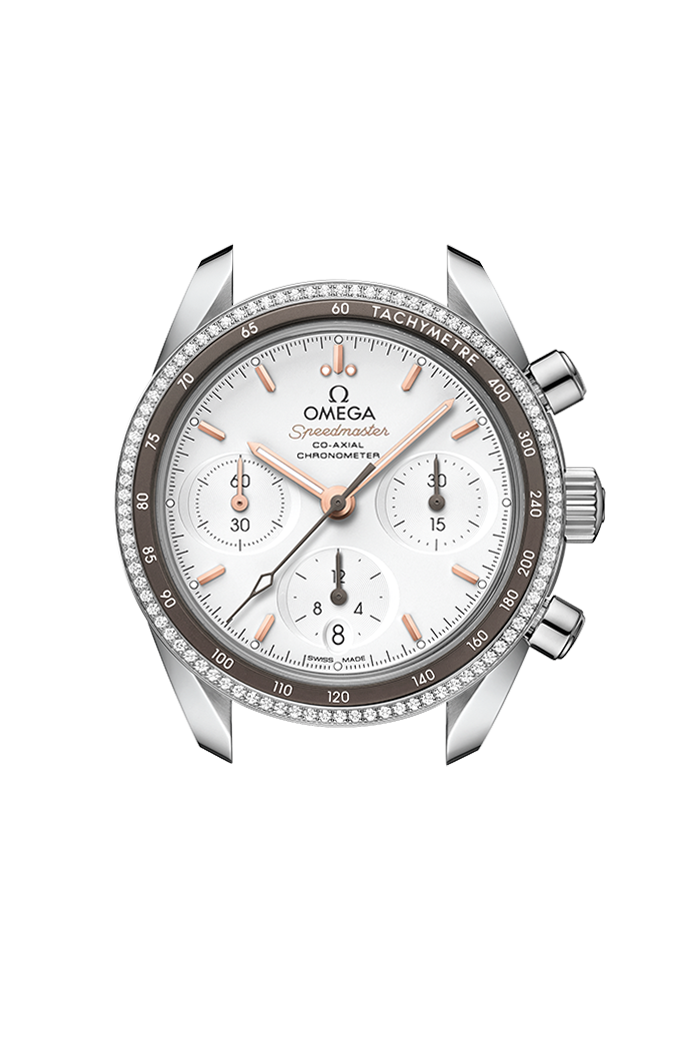 Speedmaster 38 Co-Axial Chronograph 38mm - 324.38.38.50.02.001