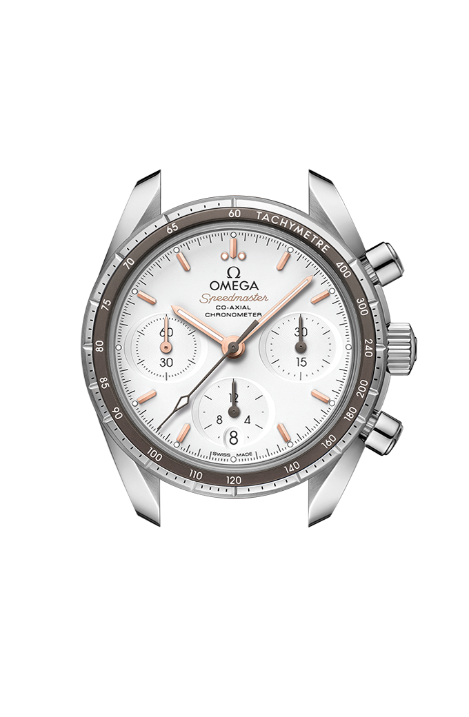 Speedmaster 38 Co-Axial Chronograph 38 mm - 324.32.38.50.02.001