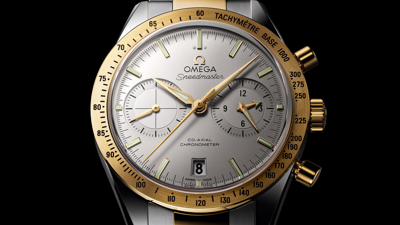Speedmaster スピードマスター '57 Speedmaster '57 Omega Co‑Axial Chronograph 41.5 mm - 331.20.42.51.02.001 - ビュー 2