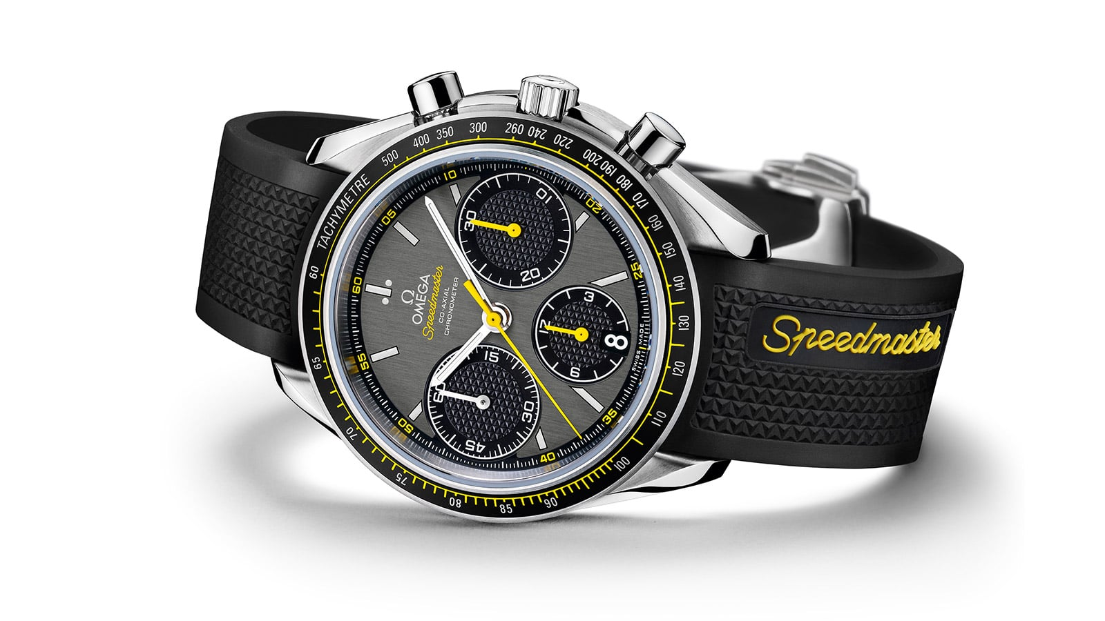 THE OMEGA SPEEDMASTER RACING